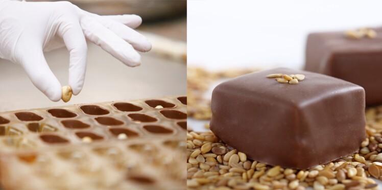 Puyricard : dans les secrets d'un chocolatier