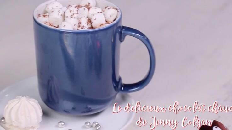Le chocolat chaud super gourmand pour vous remonter le moral