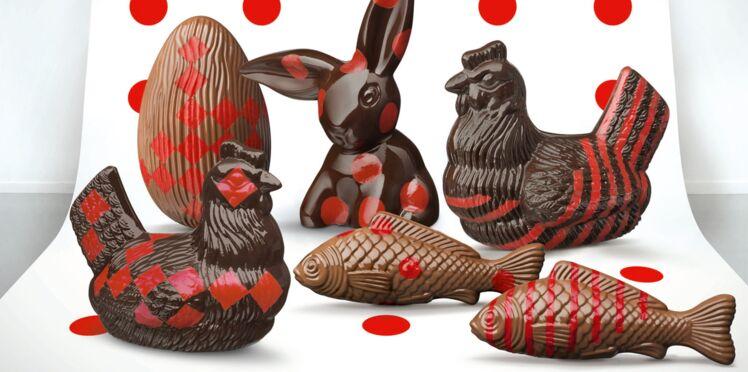 Des œufs de Pâques à croquer