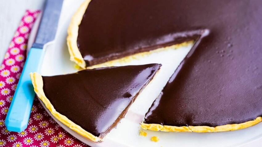 Tarte au chocolat : comment la réussir à tous les coups