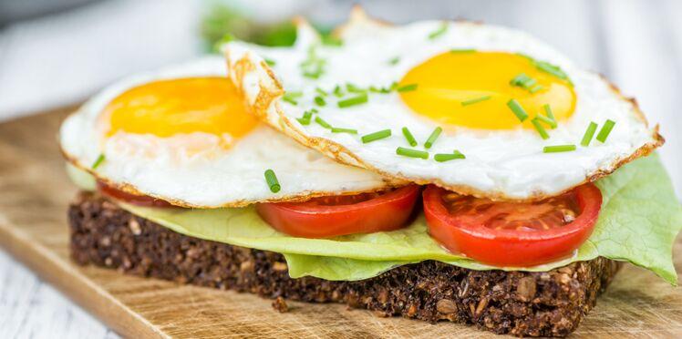 5 recettes bluffantes avec des œufs