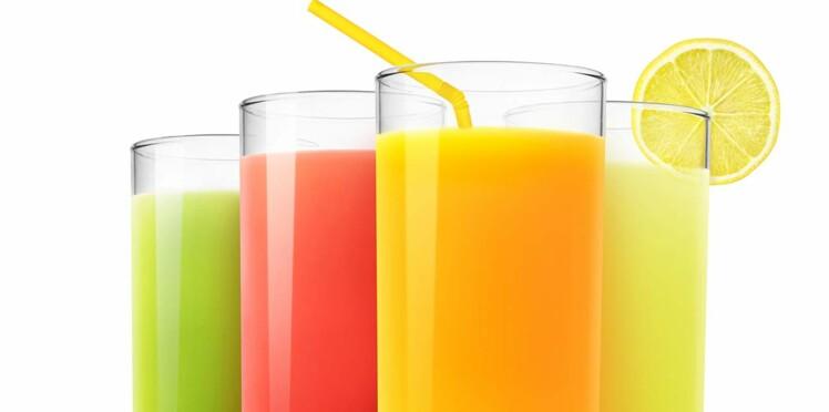 5 recettes de jus de fruits et légumes délicieux et originaux