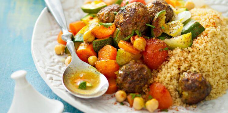 Plus de 35 recettes de couscous à partager