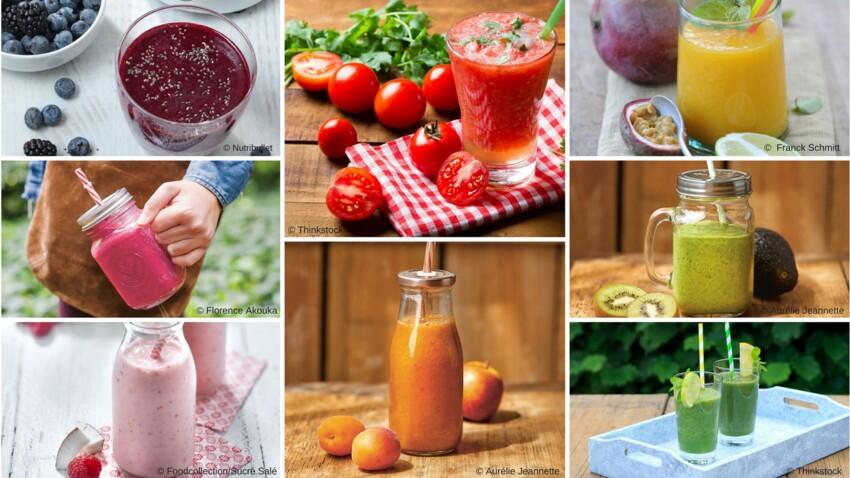 Nos 8 astuces pour faire un bon smoothie