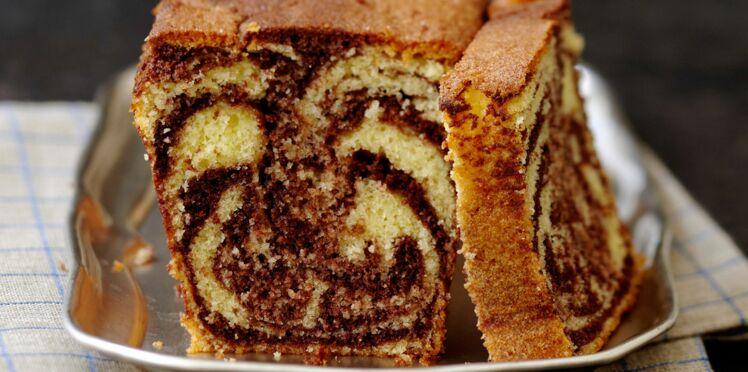 Les secrets des gâteaux marbrés
