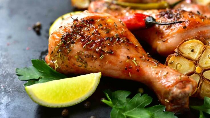 Barbecue 10 Idees De Marinades Pour Le Poulet Femme Actuelle Le Mag