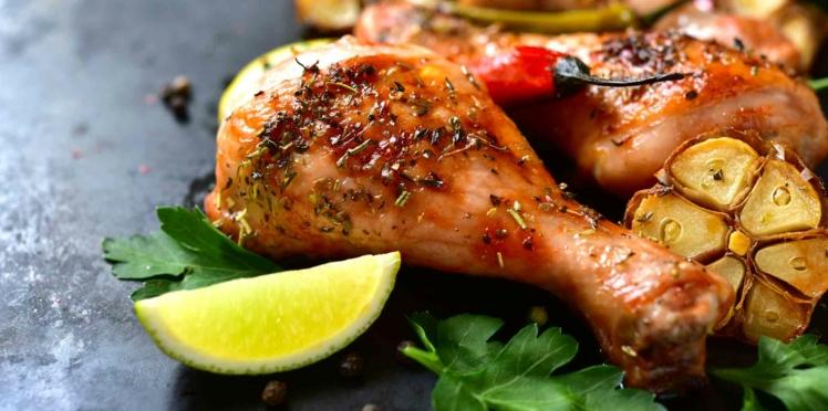 Barbecue : 10 idées de marinades pour le poulet
