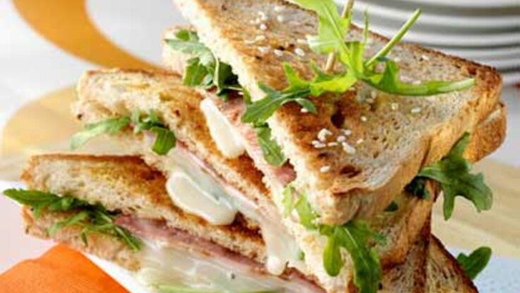 Club sandwich maison