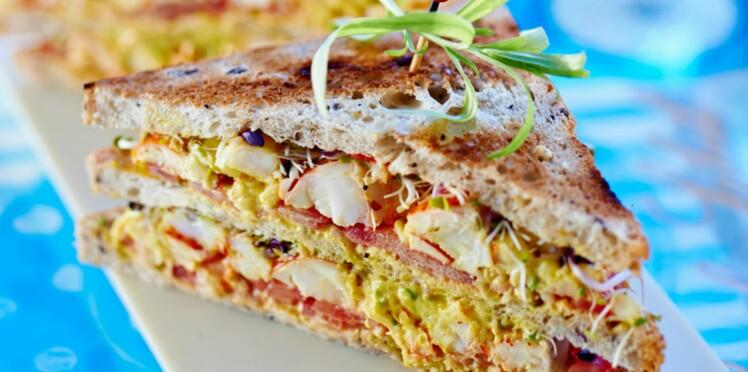 Bienvenue au club… sandwich en 25 recettes délicieuses !