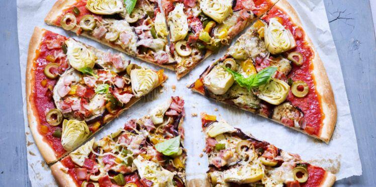 Les secrets d'une pizza réussie