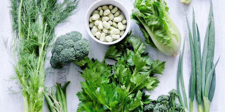 Courgette, brocolis… Les stars vertes de nos recettes d'été
