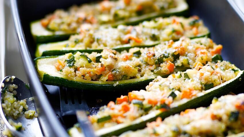 Courgettes au four : 10 astuces faciles et gourmandes