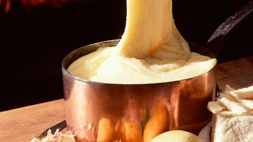 Cuisine traditionelle : l'aligot aveyronnais