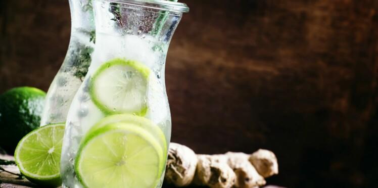 Nos meilleures recettes d'eaux aromatisées grâce à la carafe filtrante