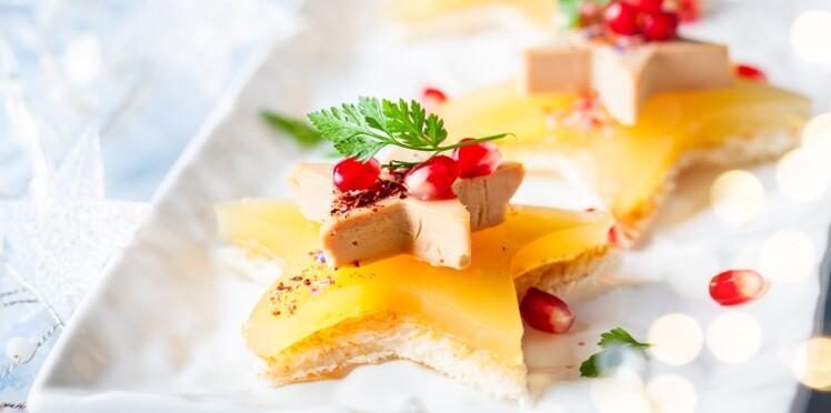 Foie gras : 5 recettes originales avec des fruits