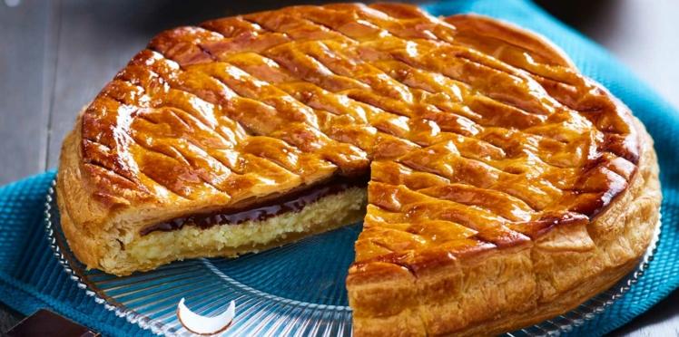 Nos galettes et gâteaux des rois sans frangipane pour l'Épiphanie