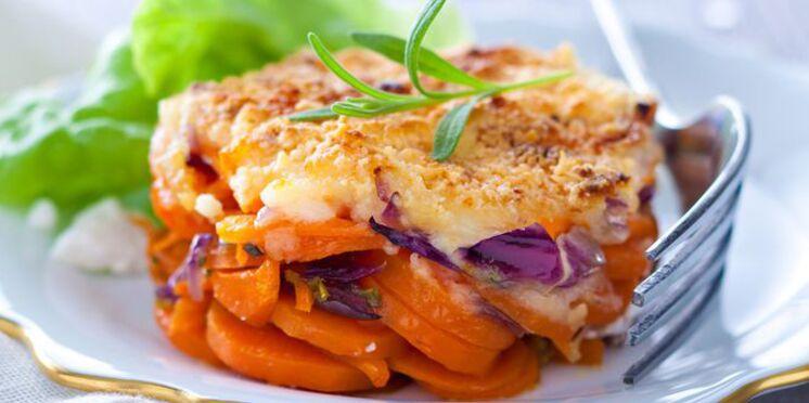 Gratin de légumes : nos recettes familiales
