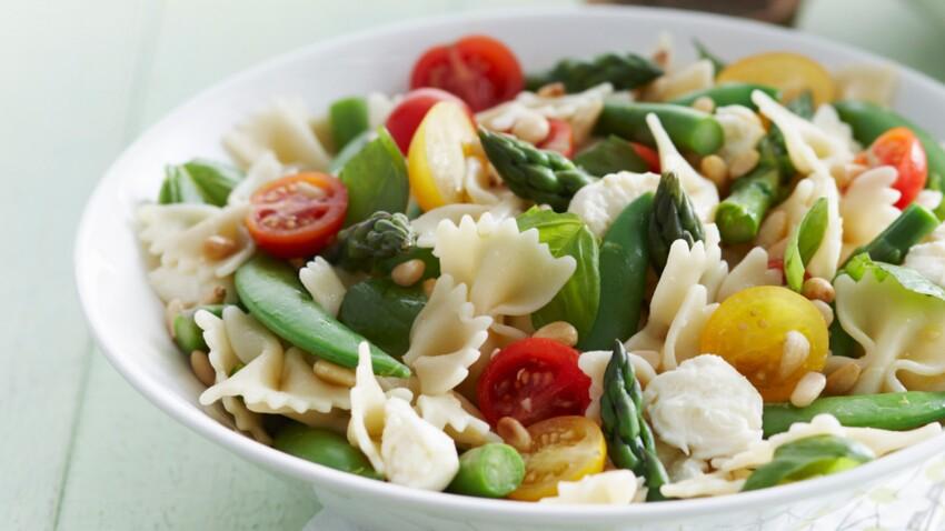 Nos bonnes idées de petites salades fraîcheur