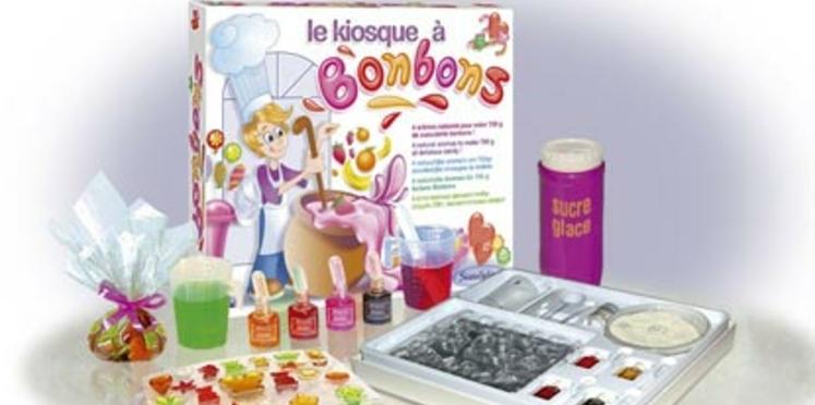 Jeux de bonbons