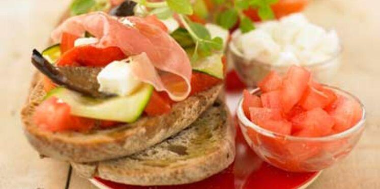 La cuisine basque, haute en couleurs