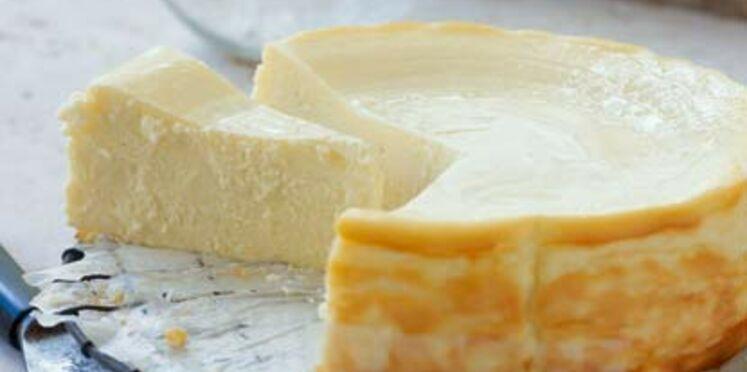 La recette du cheesecake