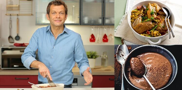 Laurent Mariotte : ses recettes préférées