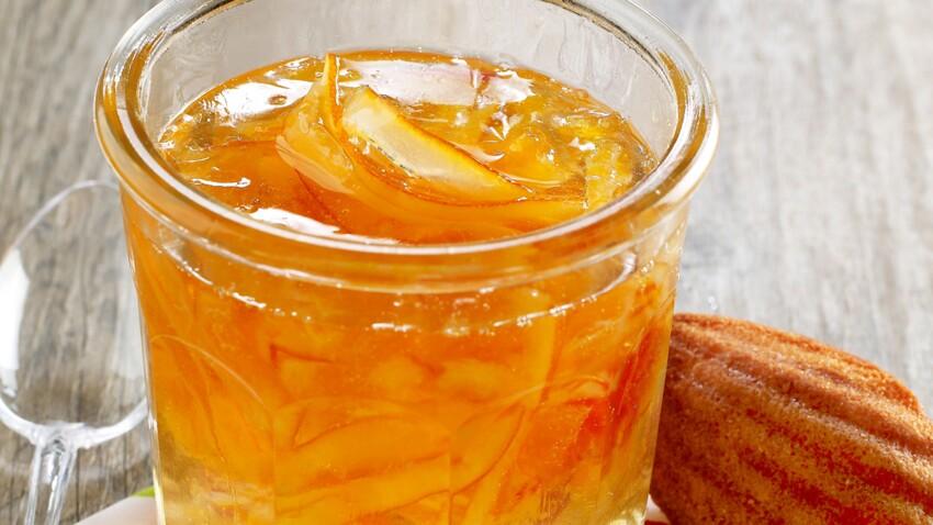 La recette de la marmelade d'oranges amères pas-à-pas