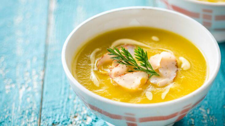 Nos 40 recettes de soupes préférées