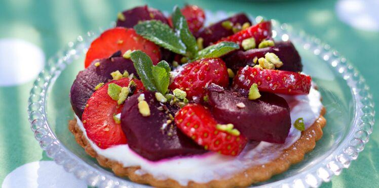 30 recettes aux fraises qu'on adore !