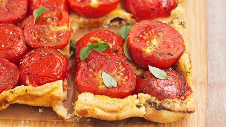 Nos meilleures recettes de tartes à la tomate