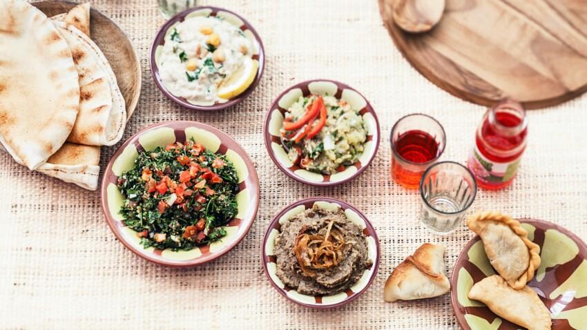 Mezzé : nos recettes pour un apéro aux saveurs méditerranéennes