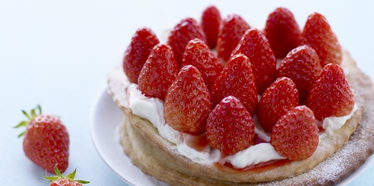 Nos desserts printaniers sont à tomber !