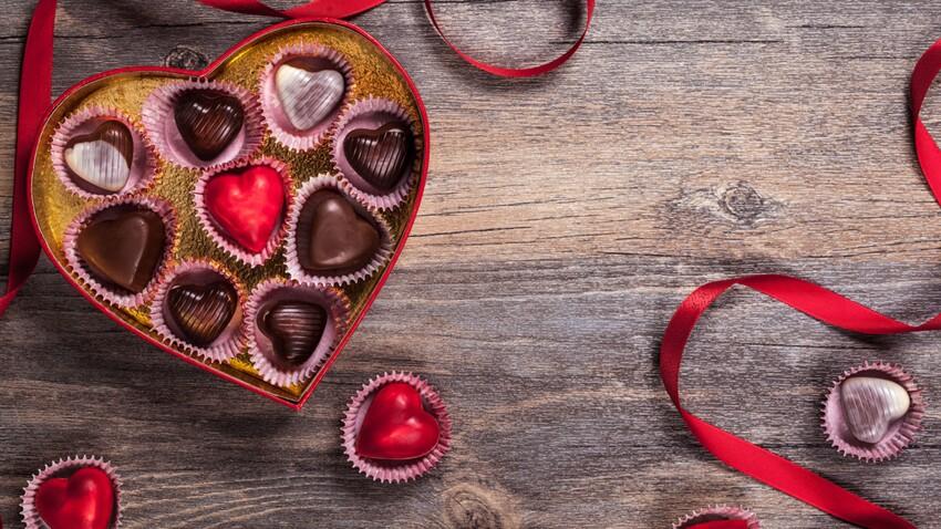 Nos idées de cadeaux gourmands pour la Saint-Valentin