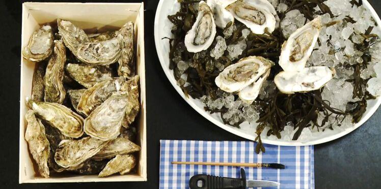 Comment ouvrir une huître facilement ?
