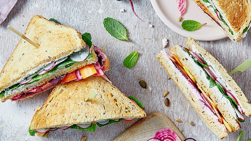 Pique-nique : 20 recettes de sandwichs simples et délicieux