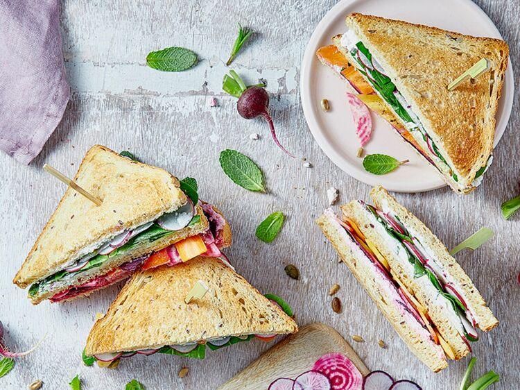 pique nique 20 recettes de sandwichs simples et. Black Bedroom Furniture Sets. Home Design Ideas