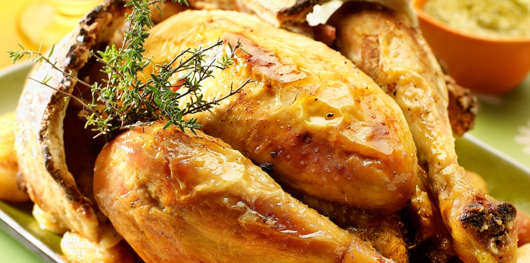 La recette du poulet en croûte de sel pas-à-pas