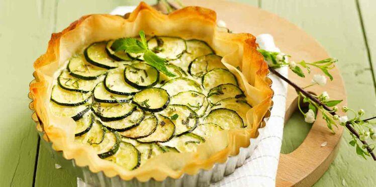 Quiches, cakes et tartes : nos meilleures recettes végétariennes