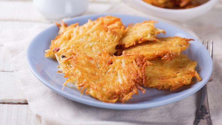 La recette des beignets de pommes de terre (vidéo)