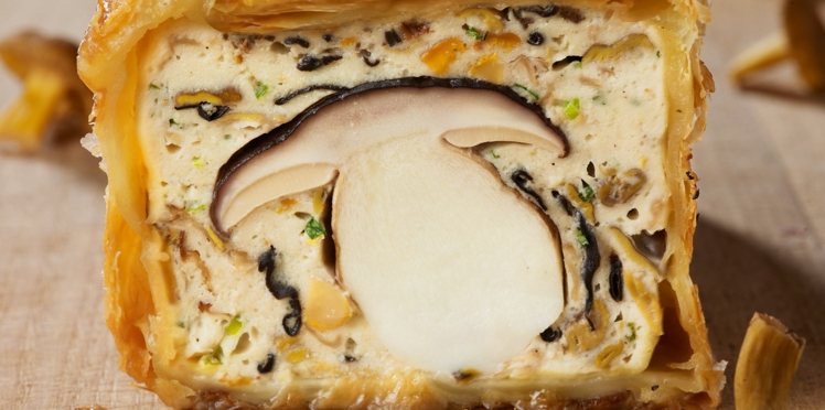 Nos recettes savoureuses aux champignons