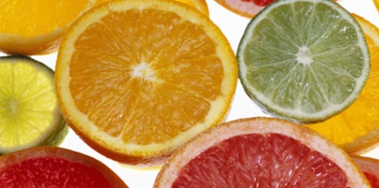 Recettes au citron, à l'orange, au pamplemousse