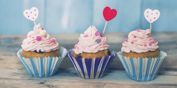Best-of de nos recettes de cupcakes sucrés