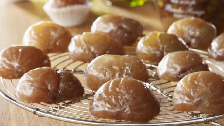 La recette des marrons glacés faits maison
