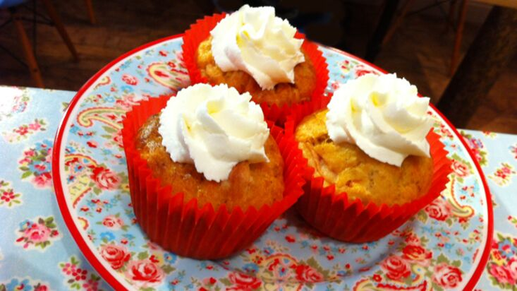 La recette du cupcake thon poivron en vidéo