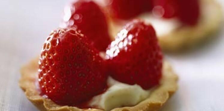 C'est la saison des fraises ! Découvrez nos recettes.