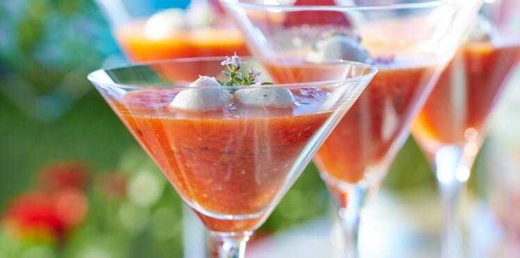 8 recettes pour une garden party réussie