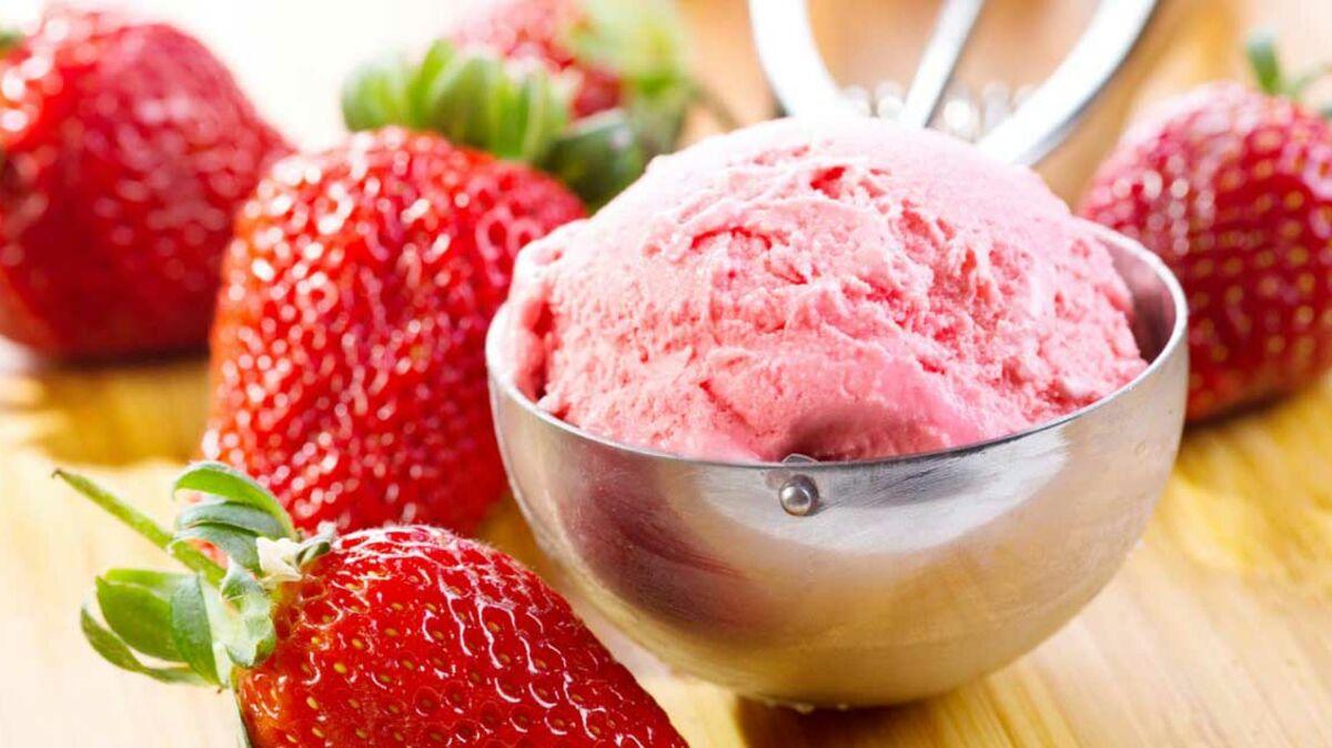 Recette Glace Pistache Sans Oeufs nos recettes de glaces avec et sans sorbetière : femme