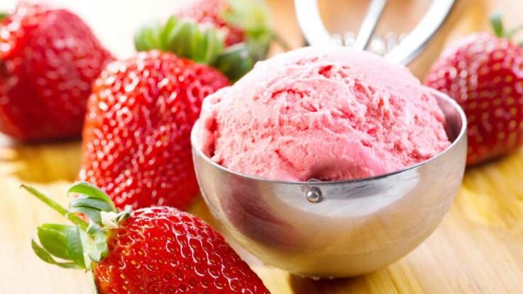 Nos recettes de glaces avec et sans sorbetière