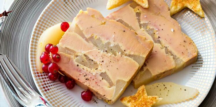 Recettes de Noël : nos terrines de foie gras maison préférées