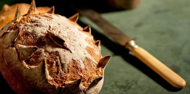 La recette du pain aux marrons